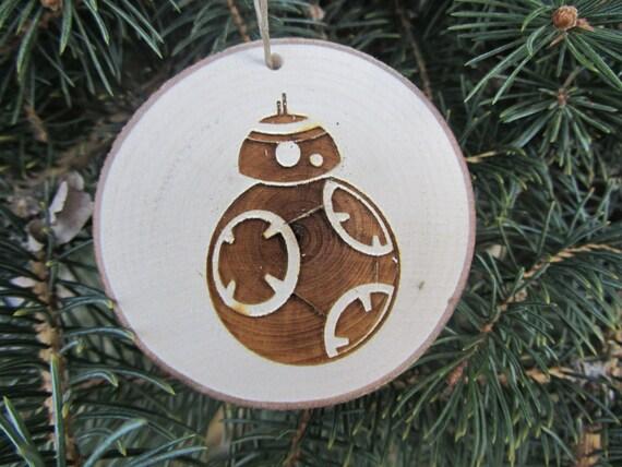 BB-8 Christmas Ornament Star Wars Ornaments