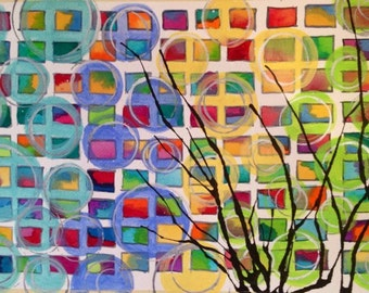 Circles and Squares #3