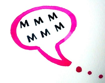 "Letter ""M"", Set ALPHABET, Paper Piecing, SCRAPBOOKING, Card Making, Card Toppers, Die Cut, Embellishment"