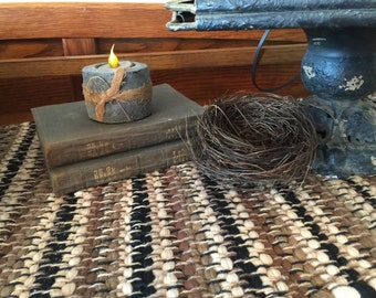 Primitive battery operated candle