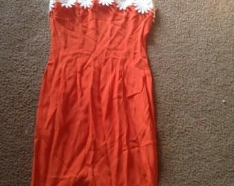 Breakin loose vintage dress