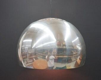 D158 Mid Century Modern Metal Ceiling Light Fixture Lamp