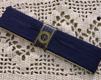 Superfine lace blue DMC number 32 Dollfus vintage
