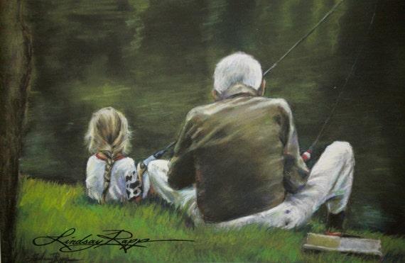 Fisherman - Print