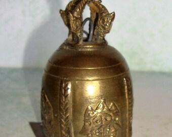 Decorative Brass Bell