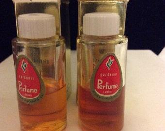 Gardenia perfume- two