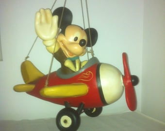 Flying High Mickey Mouse