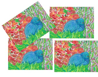Garden Party Placemats, Set of 4