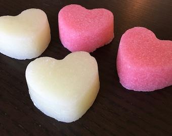 Melt Your Heart! Sugar Scrubs (set of 2)