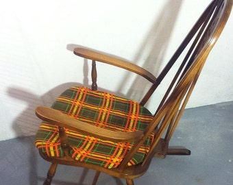 Swedish mid century rocking chair