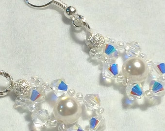 Swarovski Shimmer Earrings