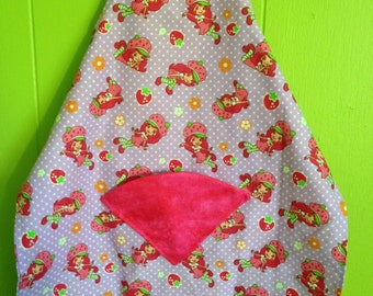 Strawberry Short Cake Kids Apron