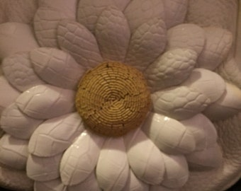Sunflower Leather Purse