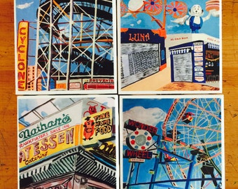 Coney Coasters