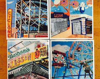 Coney Coasters