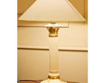 Handmade Pottery Lighting Table Lamp