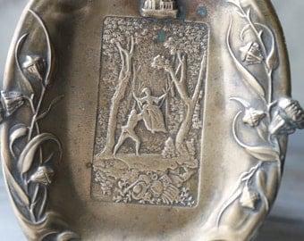 Renaissance Tray/Jewellery holder/Ring holder/Earring Tray