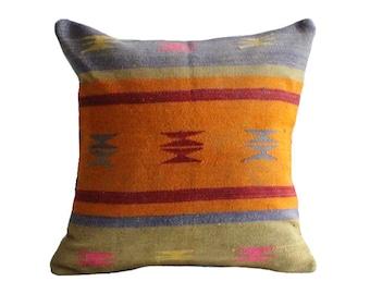 Southwestern pillow Etsy