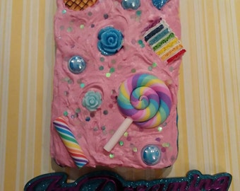 Custom Bling Decoden Phone Case