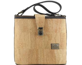 Natural Cork Stylish Shoulder bag