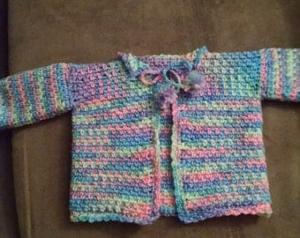 Baby sweater 0-3 months