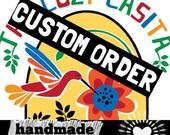2 Custom Medium 6-Tile Trays