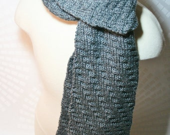 Grey Flannel Scarf