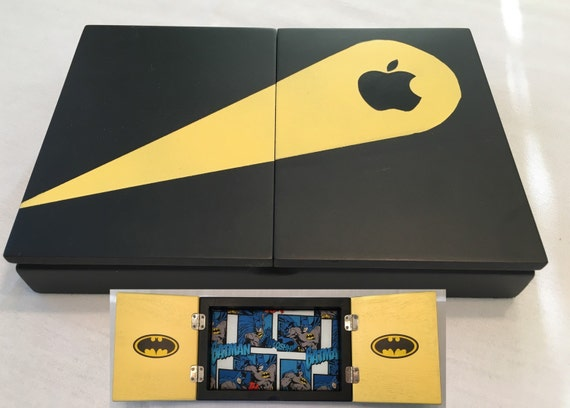Apple Watch Band storage Batman