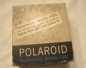 Polaroid Photoelectric Shutter #440 for Model 800 Land Camera Kit