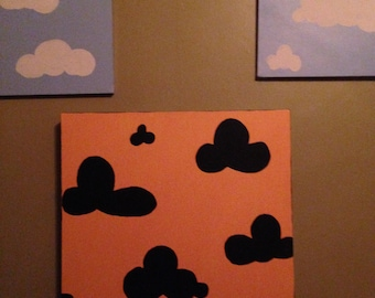 Cloud Art Trio