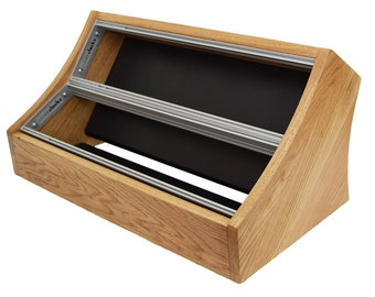Modular Eurorack Case - Oak, 6U/104HP