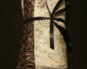 Quilters 1/2 yard bundle - Batik