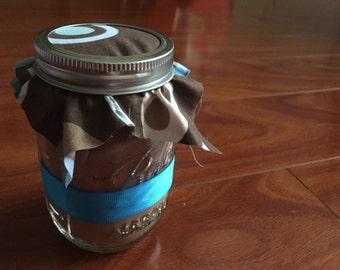 Matcha hot chocolate mix