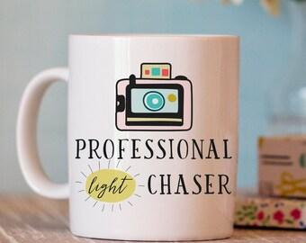 Photographer Mug - Photography coffee mug - camera coffee mug - cute coffee cups