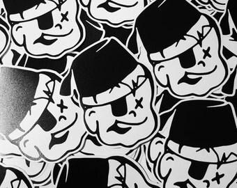 Li'l Mason Sticker
