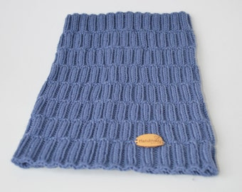 Knitted cowl/wool cowl/boy cowl/winter cowl/knit scarf/boy scarf/handmade scarf/handmade cowl/warm scarf/baby cowl/girl cowl/warm cowl