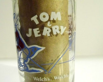 Welch's Jelly Jar - Tom and Jerry - Tennis