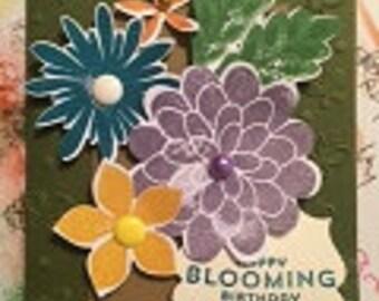 Happy Bloomin Birthday
