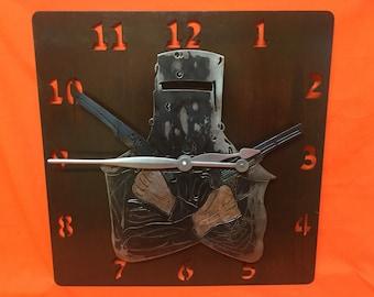 Ned Kelly Clock