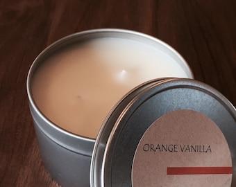 16 oz. 3 Wick Candle Tin