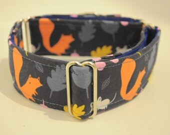 Fall critter Martingale
