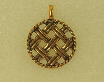 Amulet Pendant Sown Field