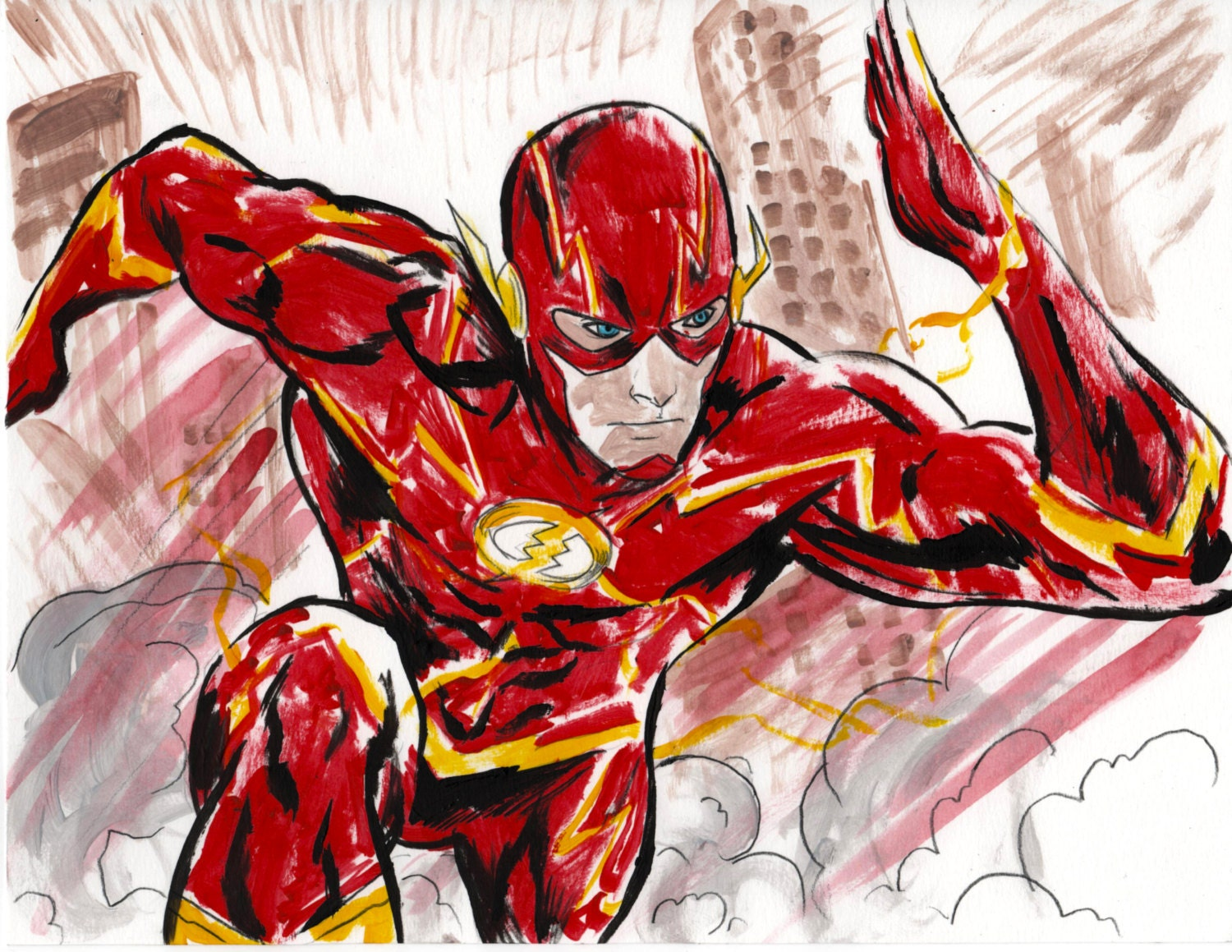 This is a photo of Refreshing Flash Superhero Images