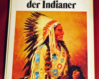 The Big Book of Indians, 125 pages, hardcover, as New