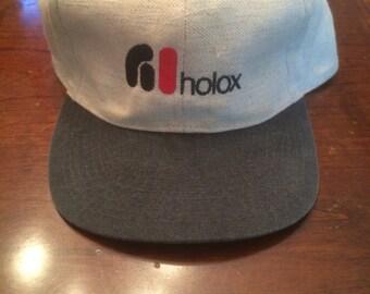 Vintage Holox strapback snapback