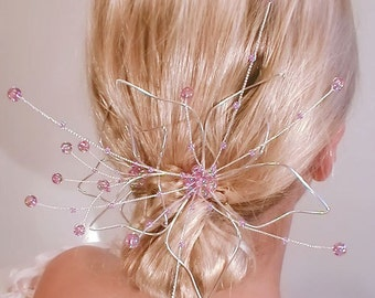 Lily Bridal Hairpin