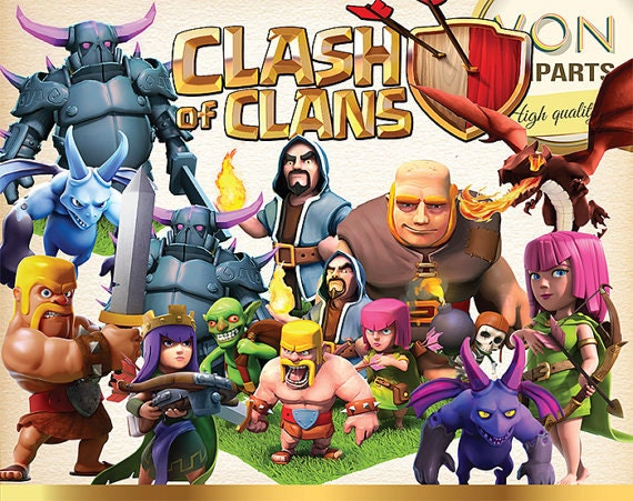 38 clash of clans clipart png clash of clansevoncliparts