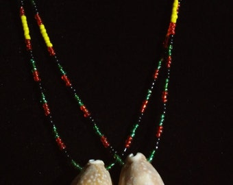 African heritage, Children's necklace