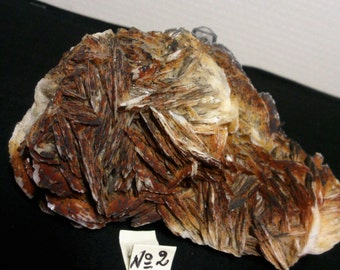 Mineral, Brown crested Baryte, 420g