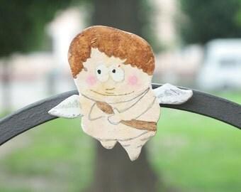 Fridge magnet 'Little Angel'